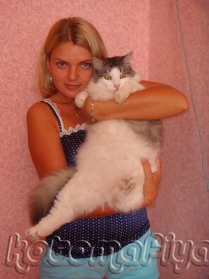 Ольга и Степа