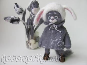 кот-заяц