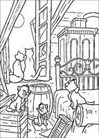 Кошачья идиллия