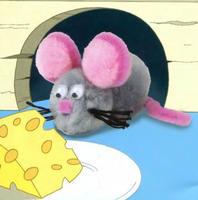 Мышь-помпончик