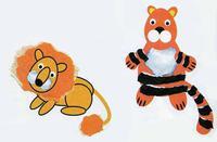 Львенок и тигренок